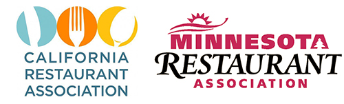 California and Minnesota Restaurant Associations